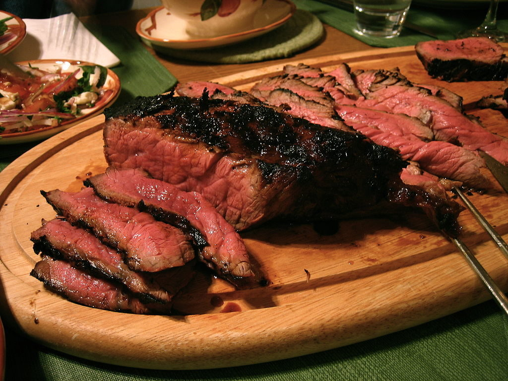 The meat of the word is even better than the best cuts of beef the world has to offer!